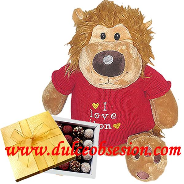 regalos originales para hombres san valentin león