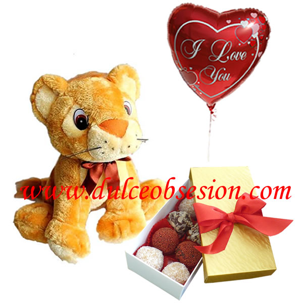 gifts for lovers in Lima, gifts in Peru, delivery in Lima Peru, gift shop in Lima, gift shop in Peru, gifts of chocolate and stuffed animals, chocolate truffles in box