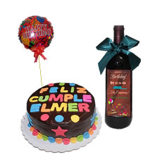 Chocolate cake in lime, cake for lovers in Lima, cake delivery, gifts in Peru, delivery in Lima, gift shop in Peru, delivery of chocolate cakes, delivery of cakes for lovers, cakes for birthdays in Lima