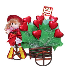 Gifts for lovers, gifts for them in Lima, gifts for women, gifts for Mother's Day, delivery of gifts in Lima, gifts in Peru, plush and chocolates for mom