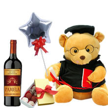 gifts for graduates, gifts for graduation, graduated teddy bears, graduated bear, gifts for lovers, lima gifts, gifts in peru, delivery of gifts for graduation