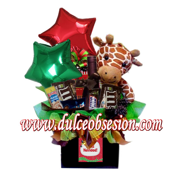 Christmas gifts, Christmas gifts with stuffed animals and wine, gifts for Christmas, corporate gifts for Christmas, corporate gifts, delivery of Christmas gifts, delivery in Lima, gifts Peru, corporate chocolates, gifts for companies