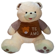 Gigantic toys, lollipop shop Lima, antiallergic teddies, large plush toys in lime, giant plush toys in lime, delivery of stuffed animals, gifts of stuffed animals, teddy bear, giant teddy bear, plush toy in peru, sale of stuffed animals in Lima , stuffed animals in Peru, plush toy in Lima