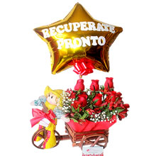 floral bouquets for gifts, gifts for clinics, gifts to improve soon, gifts with roses, gifts for lovers, gifts for Mother's Day, delivery of roses, delivery of floral arrangements