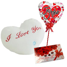 gifts for lovers, gifts for anniversary, pillows with led light, delivery of gifts, gifts for Mother's Day, original gifts, gifts with chocolates and balloon, gifts in Lima, gift deliveries at home