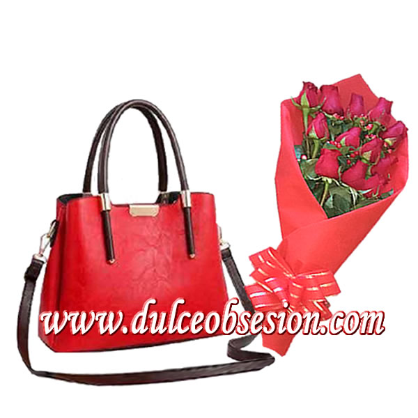 delivery of gifts for Mother's Day, gift portfolios, delivery of roses, delivery of gifts for mother's day, mother's day purses, gifts for mom, corporate gifts mother's day