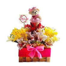 flowers for corporate gift, flower delivery for mother's day, corporate gifts for mom, business gifts for mother's day, cheap gifts for mom, delivery of flower arrangements, gifts Peru, delivery of gifts Peru, gift shop