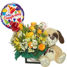 floral arrangements for gift, delivery of floral arrangements, birthday gift, bouquets with roses for gift, delivery of roses, delivery of roses, flowers for birthdays, gifts for birthdays, gifts Lima, gifts Peru, sweet obsession
